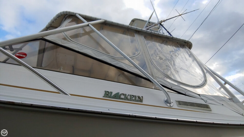 1991 Blackfin boat for sale, model of the boat is 29 Combi & Image # 28 of 40