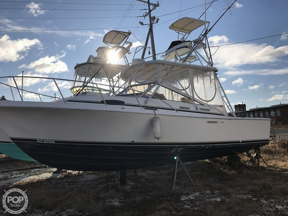 1991 Blackfin boat for sale, model of the boat is 29 Combi & Image # 2 of 40