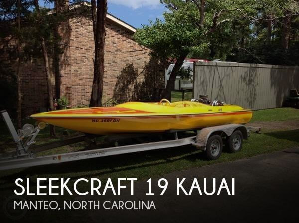 Used Sleekcraft Boats For Sale by owner | 1976 Sleekcraft 19