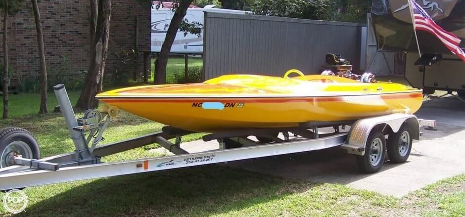 1976 Sleekcraft boat for sale, model of the boat is 19 Kauai & Image # 2 of 40