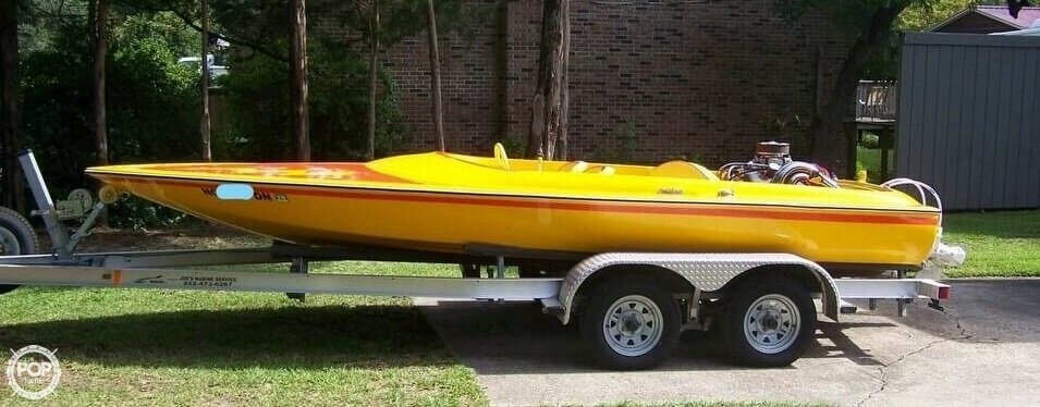 1976 Sleekcraft boat for sale, model of the boat is 19 Kauai & Image # 3 of 40