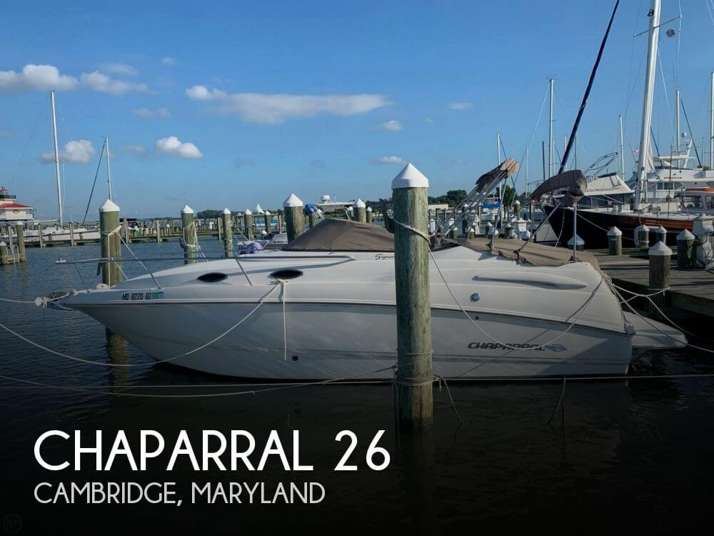 Used Chaparral Boats For Sale in Maryland by owner   2007 Chaparral 26