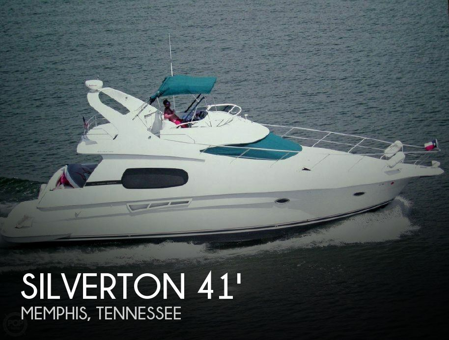Used Silverton Motoryachts For Sale by owner | 2001 Silverton 41