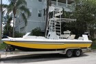 Shallow Draft Bay Boat