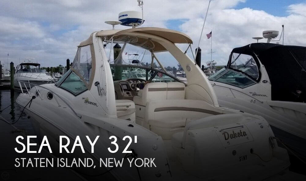 Used Sea Ray 20 Boats For Sale by owner | 2003 Sea Ray 320 Sundancer