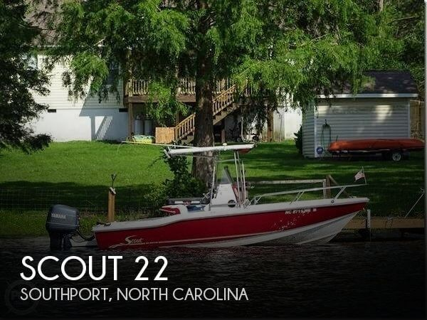 Used Scout Boats For Sale by owner | 1998 Scout 22