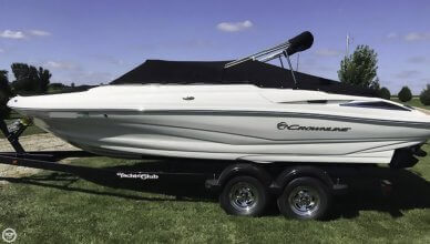 Crownline 225 SS, 225, for sale