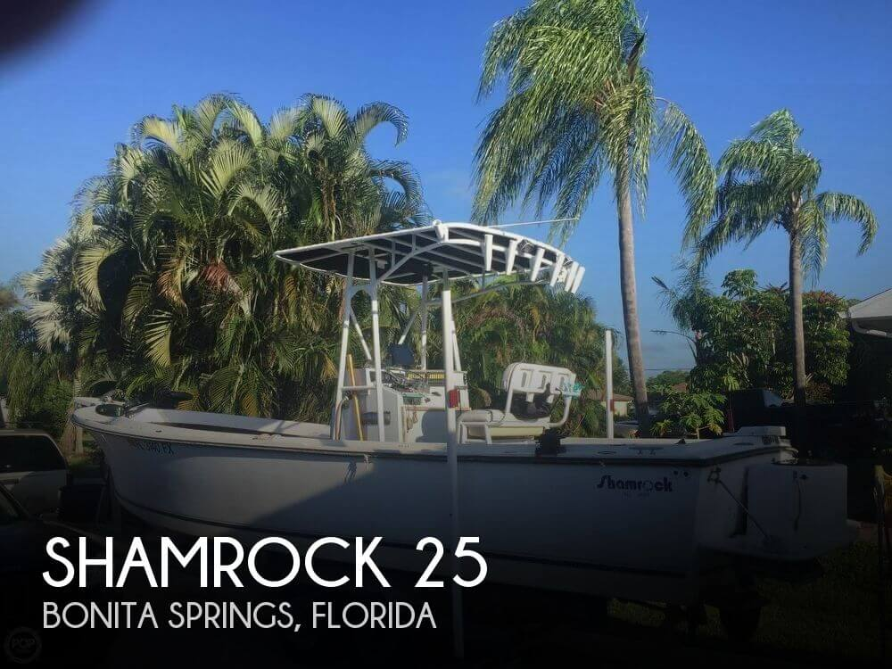 Used Shamrock Boats For Sale by owner | 1988 Shamrock 25