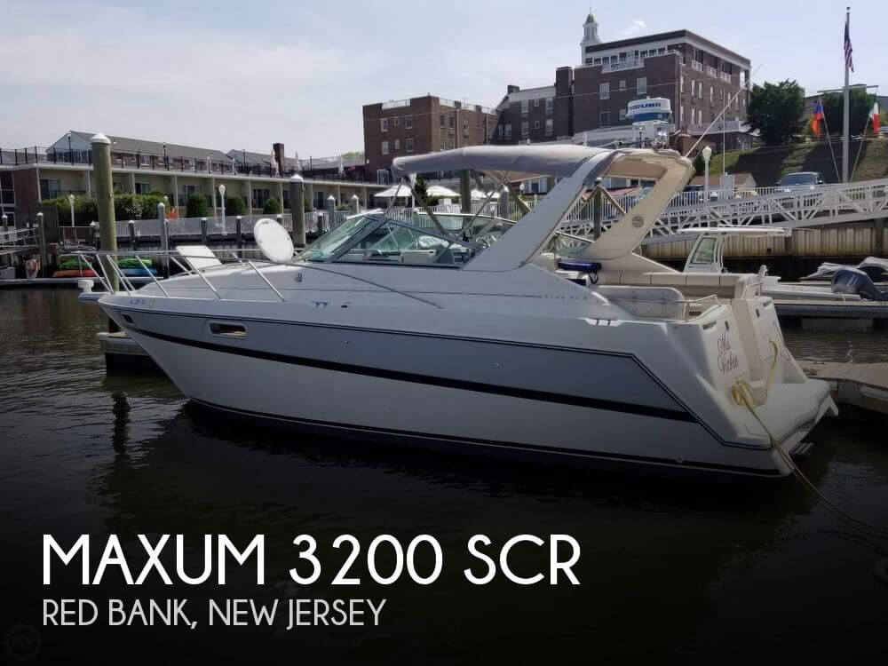 Used Maxum 32 Boats For Sale by owner | 1995 Maxum 32