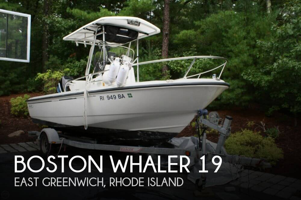 Used Boston Whaler 19 Boats For Sale by owner | 2004 Boston Whaler 19