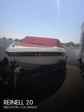 Used Boats For Sale in Fort Collins, Colorado by owner | 2005 Reinell 20