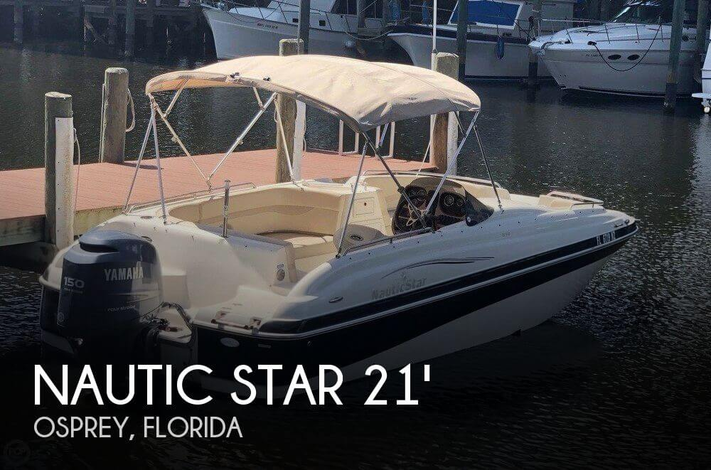 Used Nautic Star 21 Boats For Sale by owner | 2007 Nautic Star 21