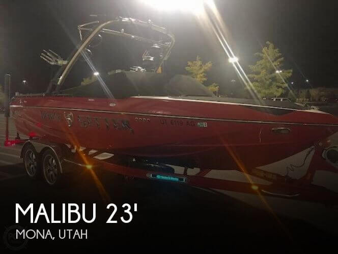 Used Boats For Sale in Utah by owner | 2012 Malibu 23