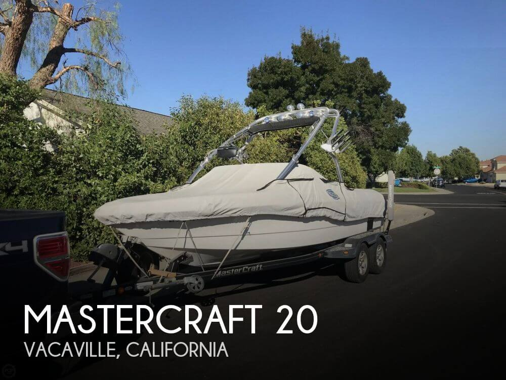 Used Power boats For Sale in Santa Rosa, California by owner | 2006 Mastercraft 20