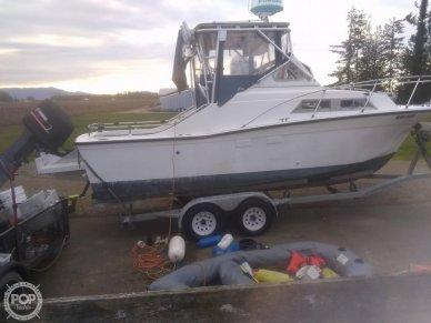 Uniflite 23' Salty Pup fishing boat, 23', for sale - $14,000