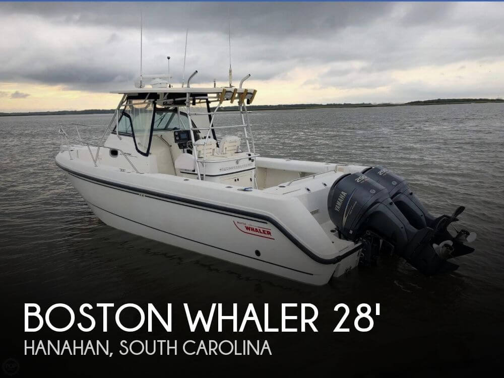 Used Boats For Sale in Charleston, South Carolina by owner | 1999 Boston Whaler 28