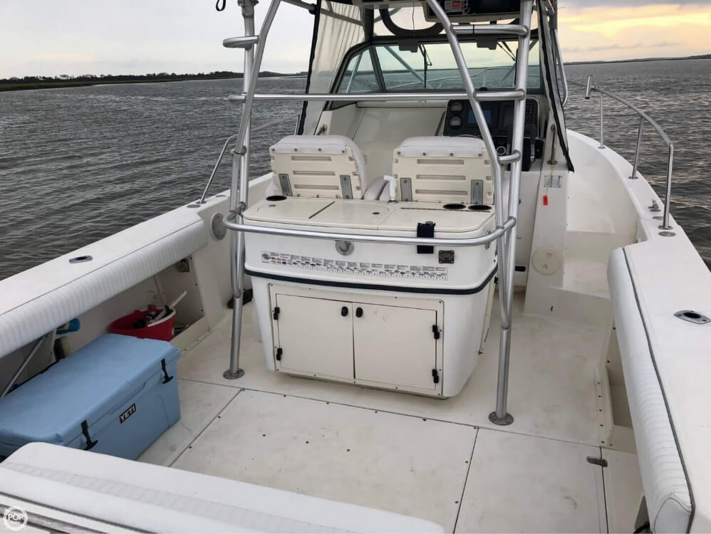 1999 Boston Whaler 28 - image 6
