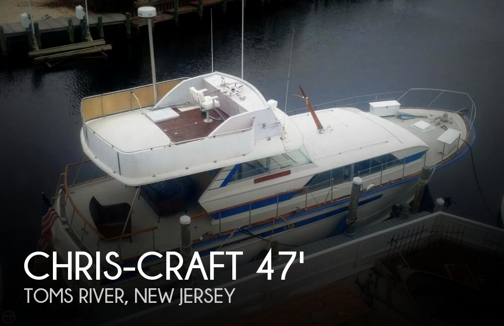 Used Chris-Craft Motoryachts For Sale by owner | 1970 Chris-Craft 47