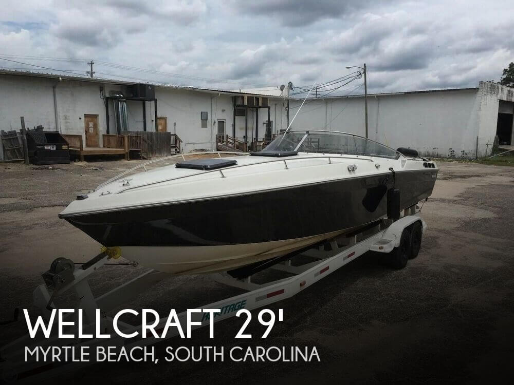 Used Wellcraft 29 Boats For Sale by owner | 1983 Wellcraft 29