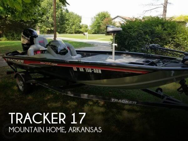 Used Sun Tracker Boats For Sale in Arkansas by owner   2017 Tracker 17