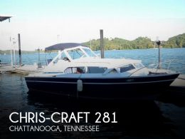1972 Chris-Craft Catalina 281