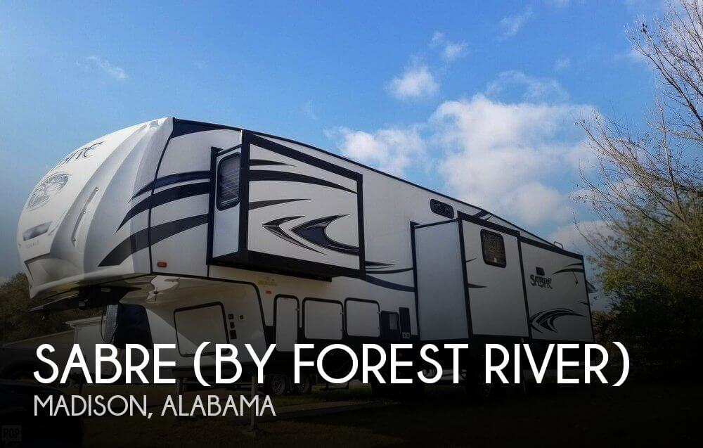 2018 Forest River Sabre 36BHQ