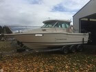 1999 Seaswirl 2600 Striper - #1