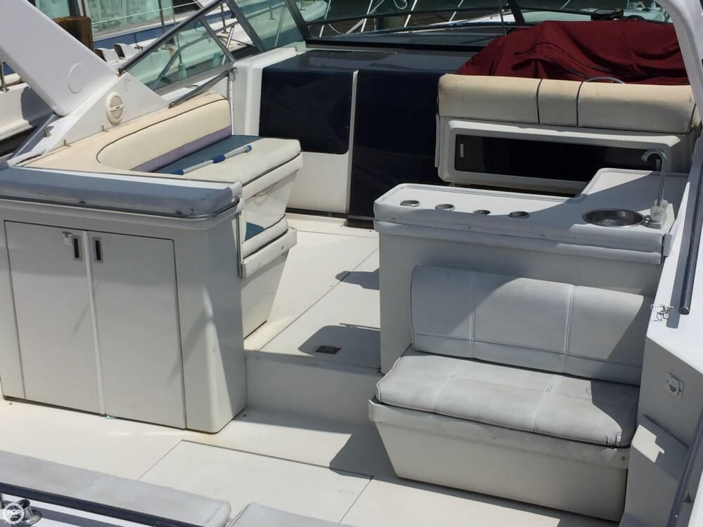 1987 Wellcraft boat for sale, model of the boat is 43 Portofino & Image # 2 of 40