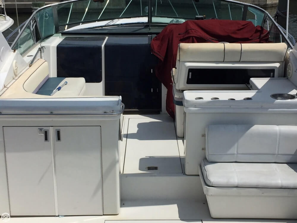 1987 Wellcraft boat for sale, model of the boat is 43 Portofino & Image # 21 of 40