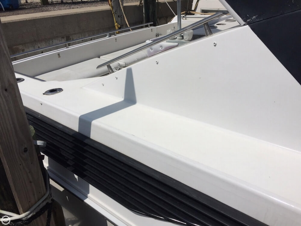 1987 Wellcraft boat for sale, model of the boat is 43 Portofino & Image # 24 of 40