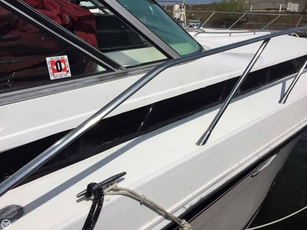 1987 Wellcraft boat for sale, model of the boat is 43 Portofino & Image # 27 of 40