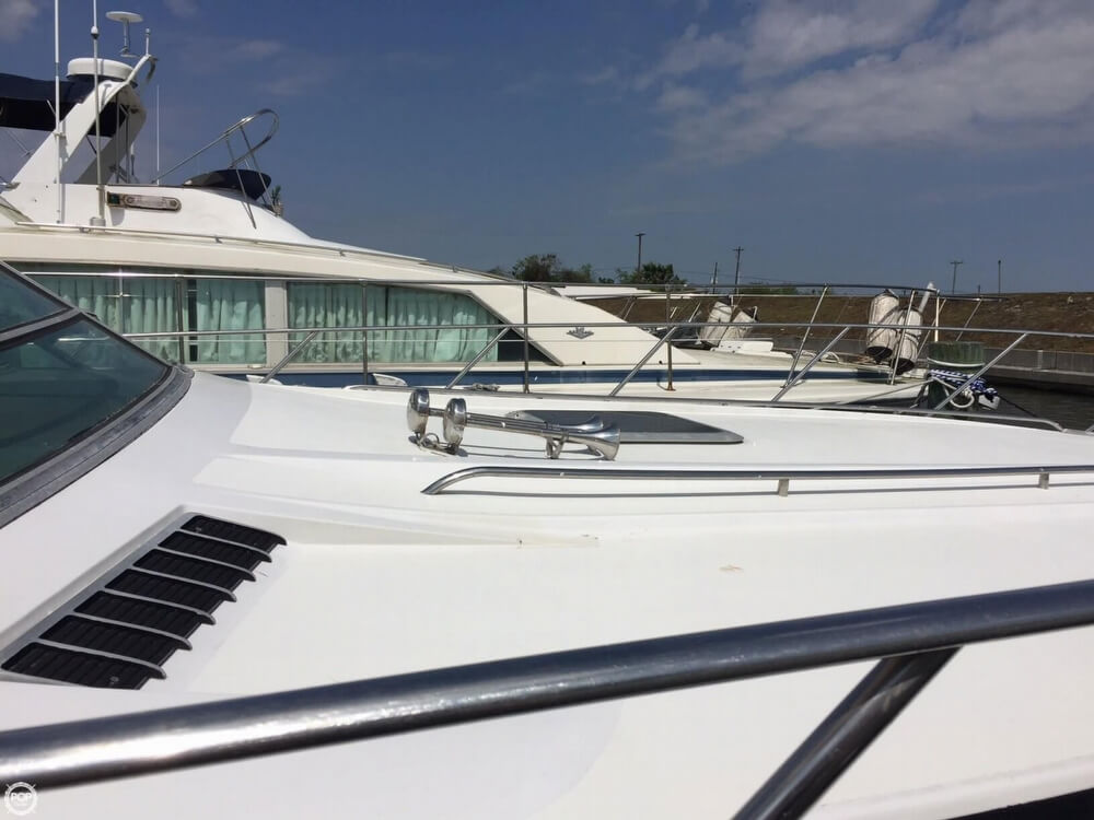 1987 Wellcraft boat for sale, model of the boat is 43 Portofino & Image # 36 of 40