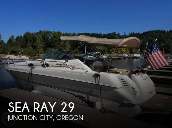 Used Sea Ray 29 Boats For Sale by owner | 1998 Sea Ray 29