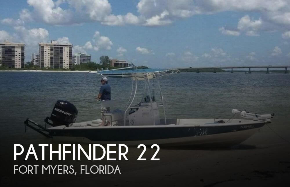 Used Pathfinder Boats For Sale by owner | 2000 Pathfinder 22