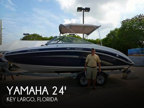 2011 Yamaha boat for sale, model of the boat is 242 Limited HIgh Output & Image # 1 of 8