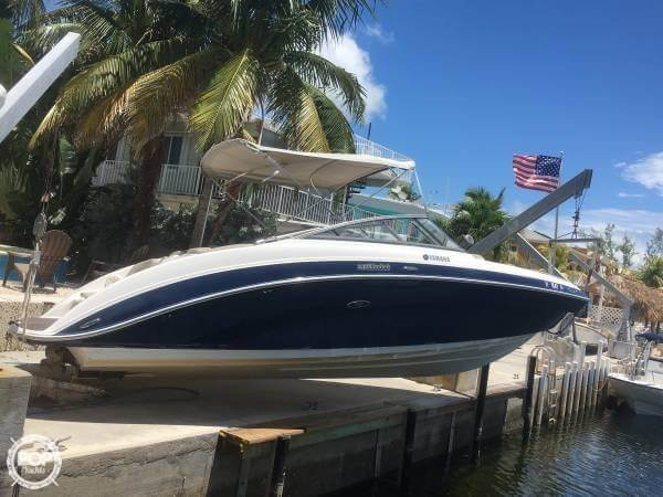 2011 Yamaha boat for sale, model of the boat is 242 Limited HIgh Output & Image # 3 of 8