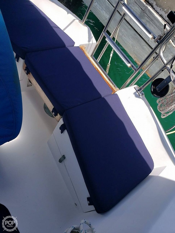 1992 Catalina Yachts boat for sale, model of the boat is 42 Wing Keel & Image # 7 of 18