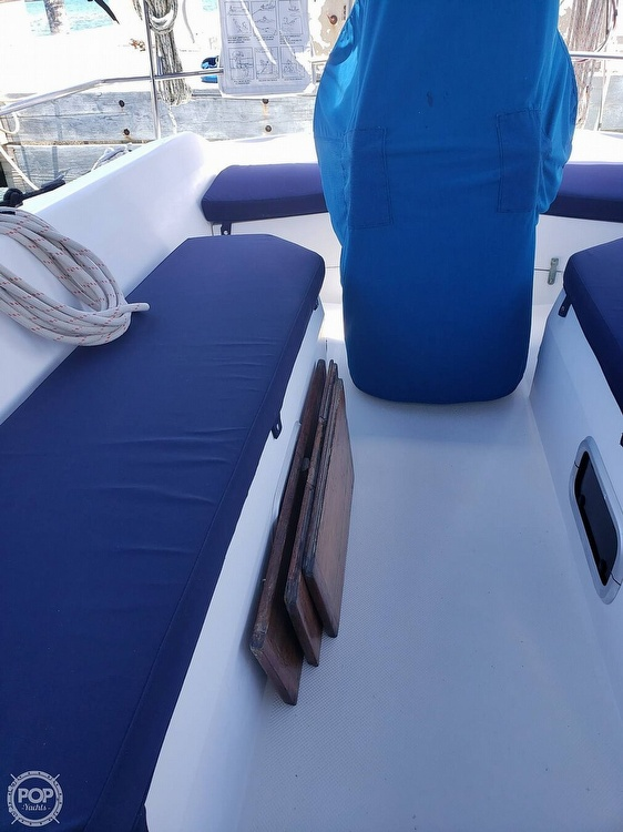 1992 Catalina Yachts boat for sale, model of the boat is 42 Wing Keel & Image # 8 of 18