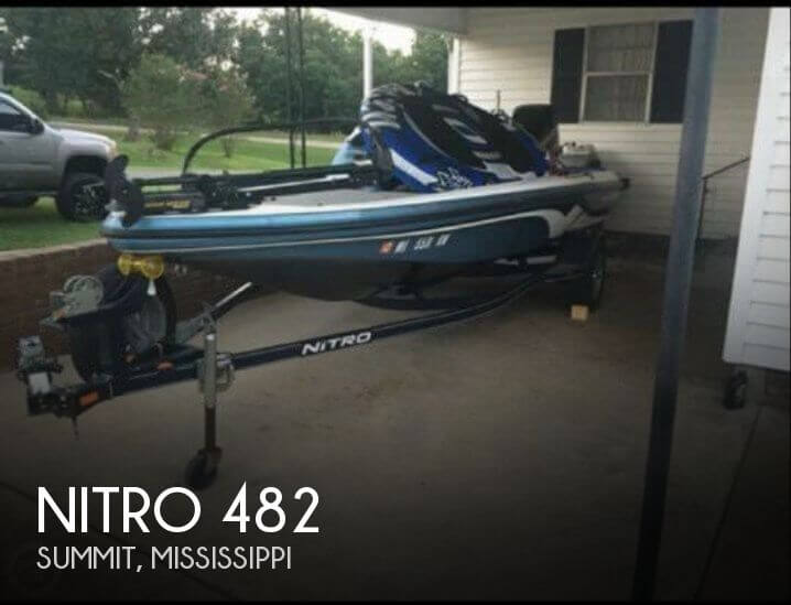 Used NITRO 18 Boats For Sale by owner | 2008 Nitro 18