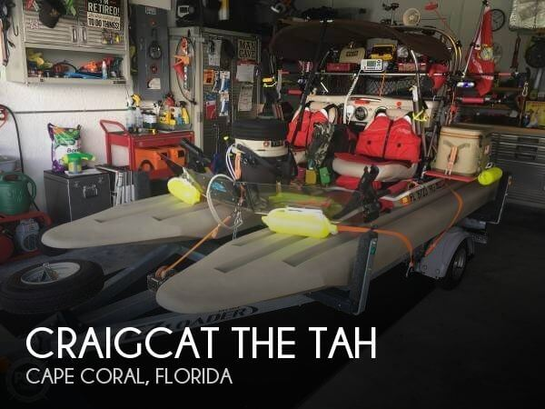 Used CraigCat Boats For Sale by owner | 2017 CraigCat 12