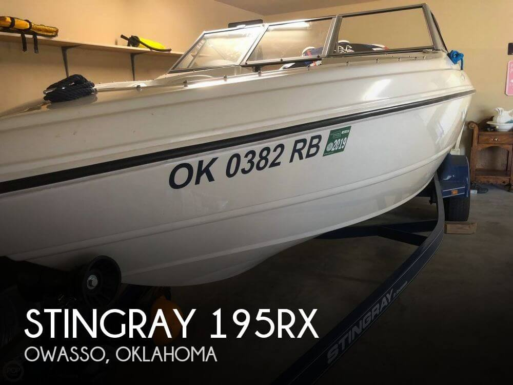 Used Boats For Sale in Tulsa, Oklahoma by owner | 2012 Stingray 19