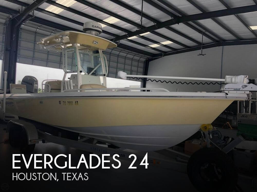 Used Everglades Boats For Sale by owner | 2006 Everglades 24