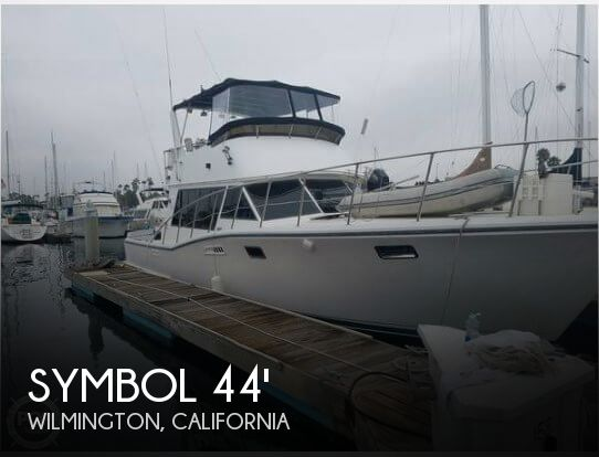 Used Symbol Boats For Sale in California by owner | 1983 Symbol 44