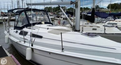 Hunter 33-2, 33', for sale - $68,950