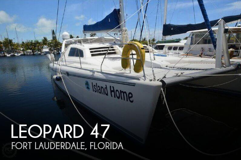 Used Boats For Sale in Miami, Florida by owner | 2003 Robertson & Caine 47