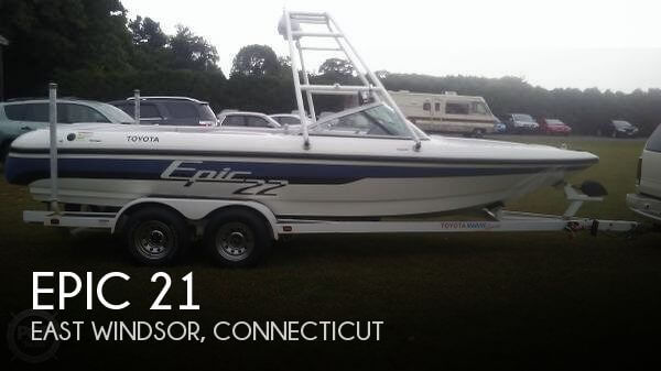 Used Epic Boats For Sale by owner | 2000 Epic 21