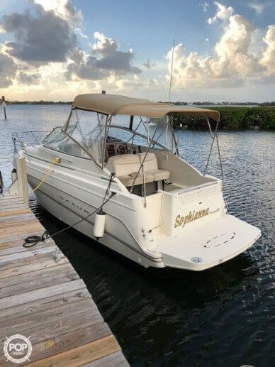 Maxum 2400 SCR, 25', for sale - $17,500