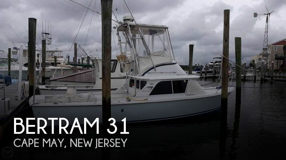 Used BERTRAM Boats For Sale by owner | 1969 Bertram 31
