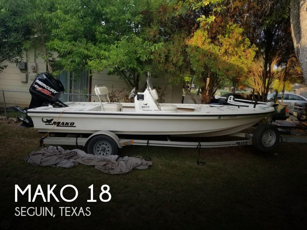 Used MAKO Boats For Sale in Texas by owner   2013 Mako 18