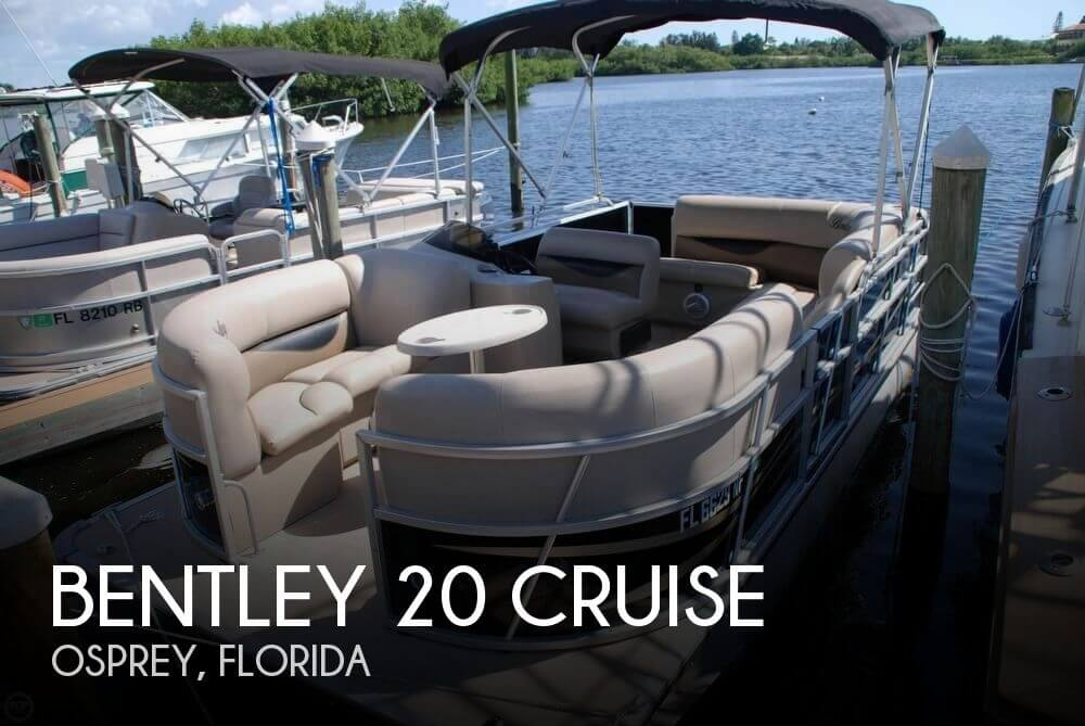 Used BENTLEY Boats For Sale by owner | 2016 Bentley 20